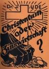 Christentum oder Zinswirtschaft